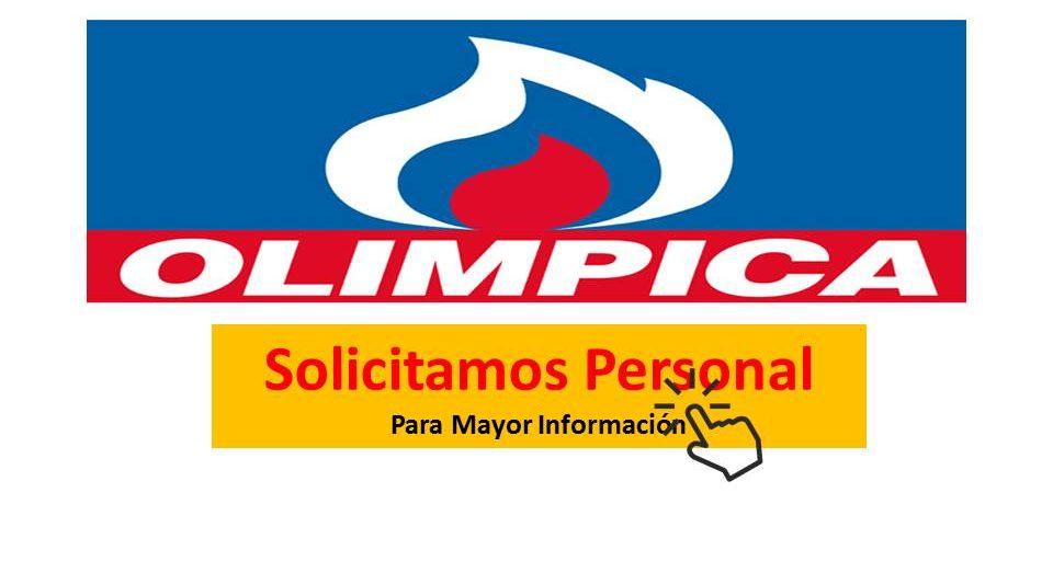 vacantes de empleo olimpica