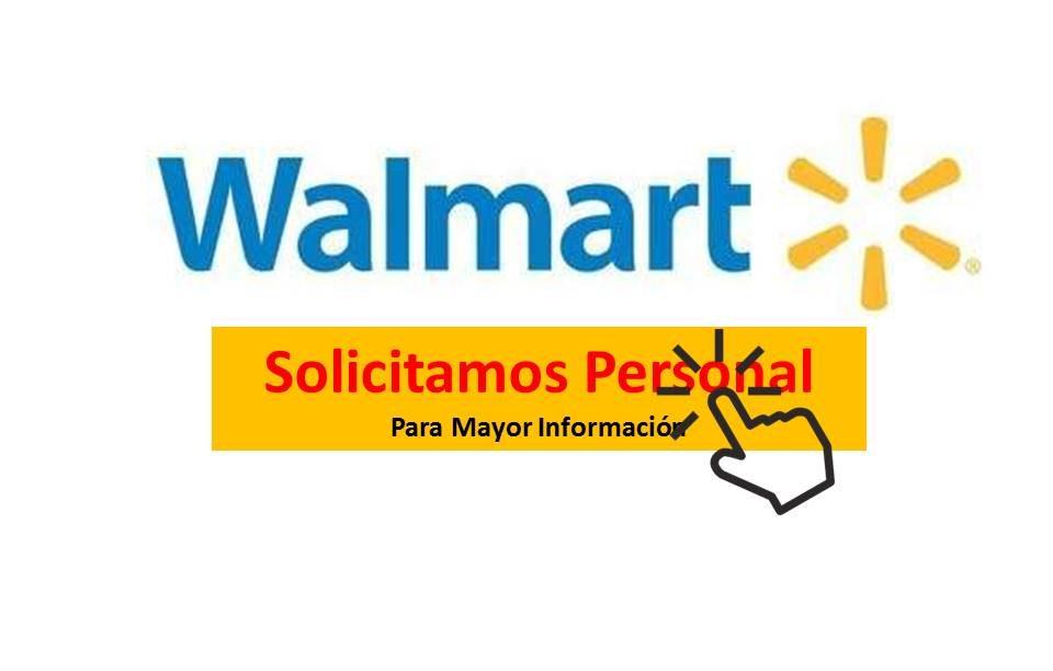 ofertas de empleo walmart