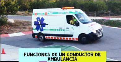 Funciones De Un Conductor De Ambulancia,compact van,furgoneta compacta