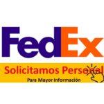 ofertas de empleo fedex